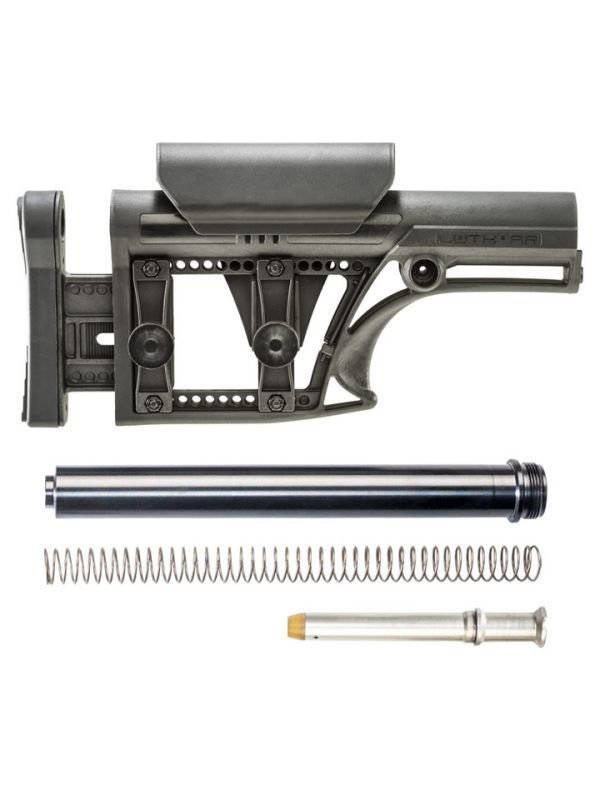 """MBA-1 THE """"�MBA""""� w/ Tube, Spring, Buffer -BLK"""