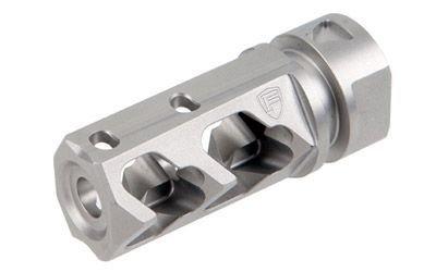 Fortis Muzzle Brake 5.56 - Stainless Steel