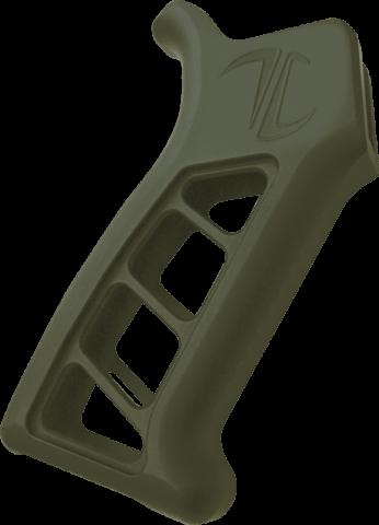 Enforcer AR-15 / AR-10 Pistol Grip E ARPG - OD Green Cerakote