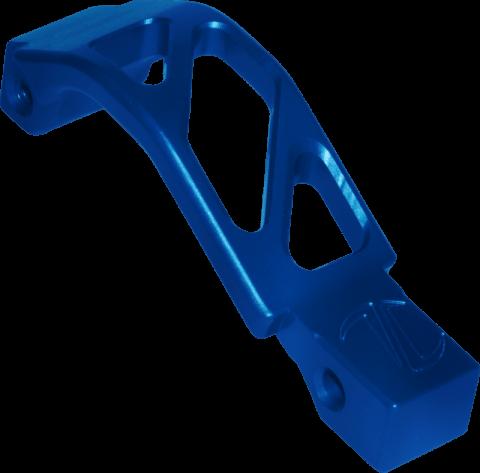 AR Oversized Trigger Guard - AR OTG - Blue Anodized