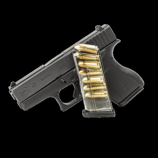 ETS Glock 43 - 9mm - 7 Round Magazine
