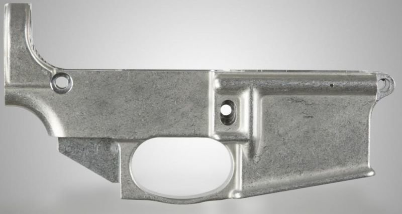 80% AR-15 Forged 223 Lower Receiver