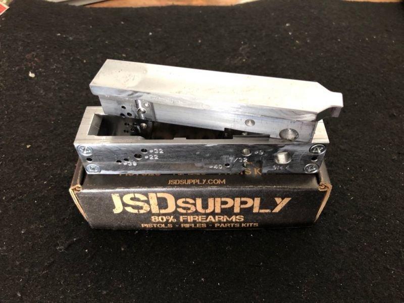 80% Sig Sauer Jig - P320 Compatible - MUP 1