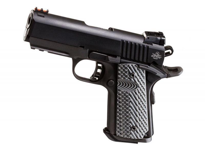 "Sale 🇺🇸 80% 1911 Ultra Compact  Size - 9mm 3.5"" - Build Kit w/ VZ Grips"