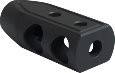 5.56/.223 Heart Breaker Muzzle Brake - Black Cerakote
