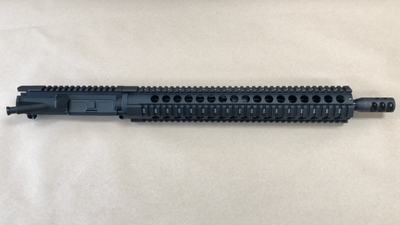 Jigsaw AR-15 5.56 - 1/8 Twist Quad 15