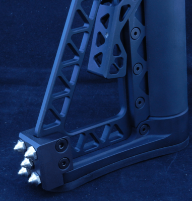 JL Bliiet MBS™ Spike Pad/Glass Breaker