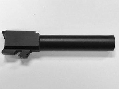 Glock 26 Barrel - 9mm - Black Nitride Coated