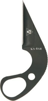 Law Enforcement Knife Blister Pack KA-BAR TDI LDK - Black