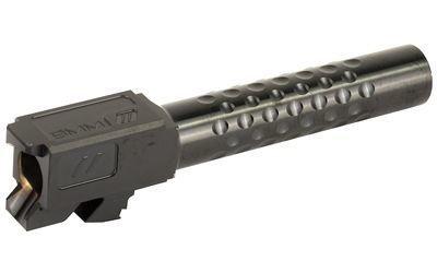 ZEV Dimpled Barrel for Glock 19 - 9mm - Black Finish