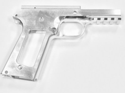 1911 80% Tactical .45 Government 70 Series - Aluminum Frame