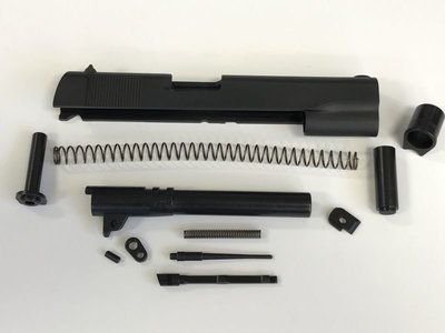 Complete 1911 .45 Cal - Military Grade - Top Half 1911 Slide Kit