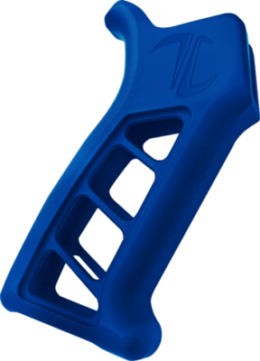 Enforcer AR-15 / AR-10 Pistol Grip E ARPG - Blue Anodized Clear Coat