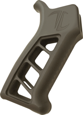 Enforcer AR-15 / AR-10 Pistol Grip E ARPG - Burnt Bronze Cerakote