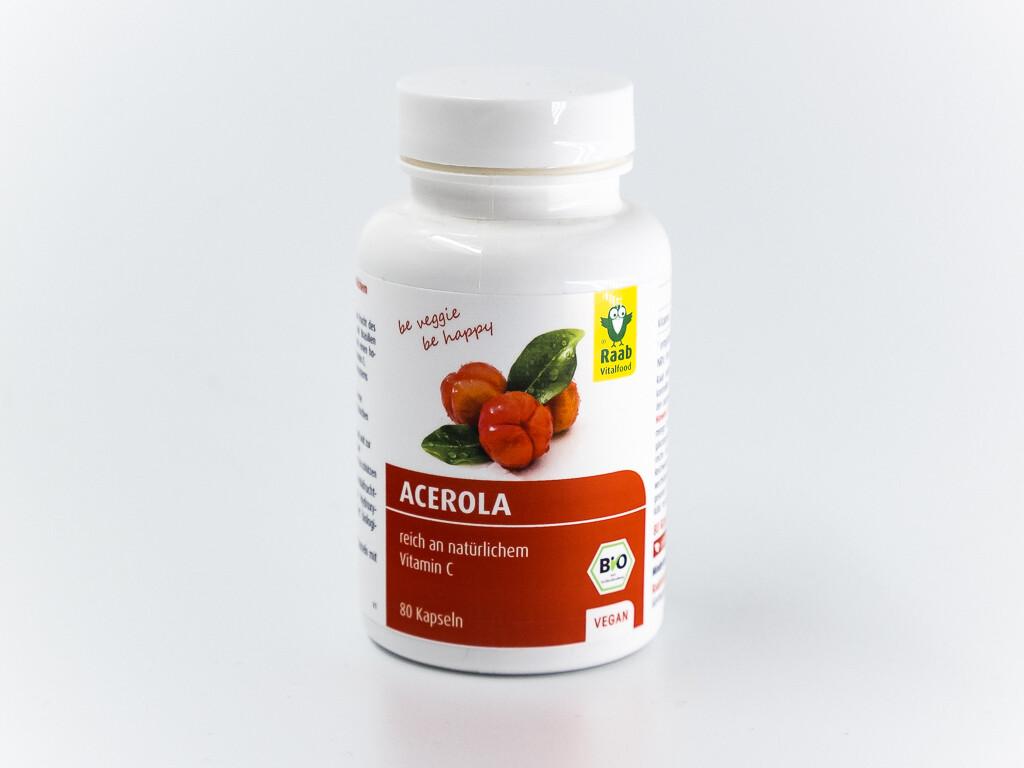 Bio Acerola – Kapseln