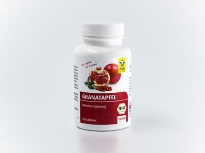 Bio Granatapfel – Tabletten