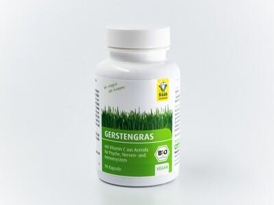 Bio Gerstengras - Kapseln