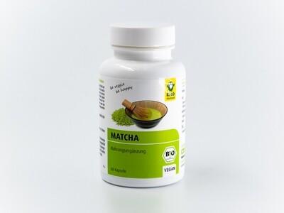 Bio Matcha Grüntee - Kapseln