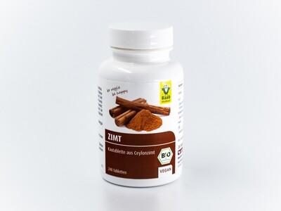 Bio Zimt - Tabletten