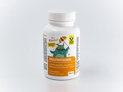 Multivitamin für Kinder - Lutschtabletten