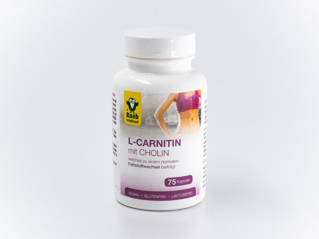 L-Carnitin - Kapseln