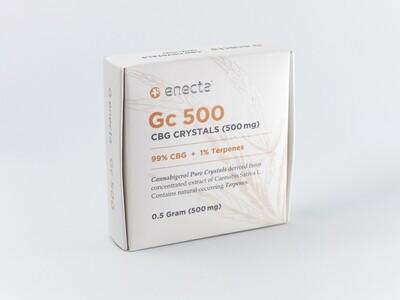 Enecta – CBG Gc 500 Kristalle 0,5g