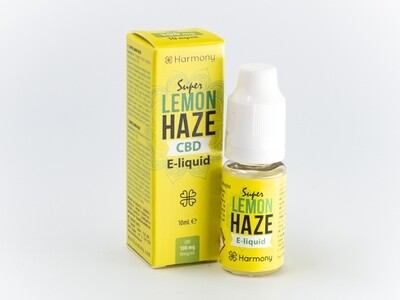 Harmony- Super Lemon Haze 100mg und 300mg CBD