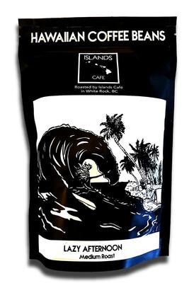 8 oz. Lazy Afternoon Medium Roasted Hawaiian Coffee