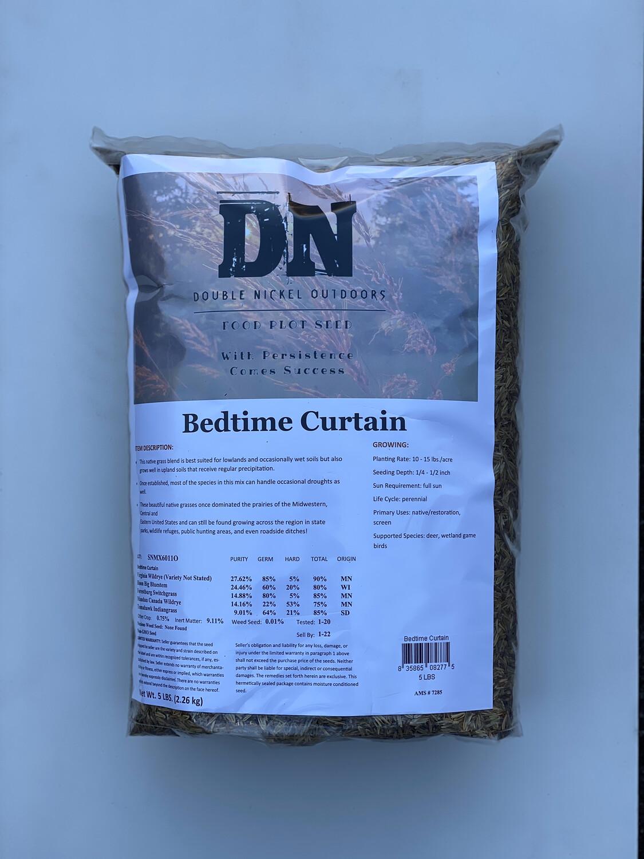 Bedtime Curtain Seed 25lb Bag