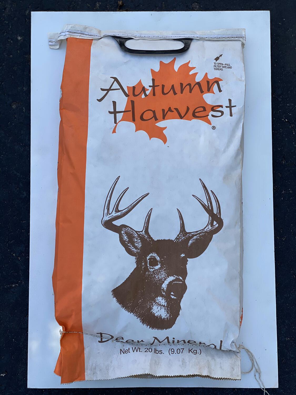 Autumn Harvest Mineral