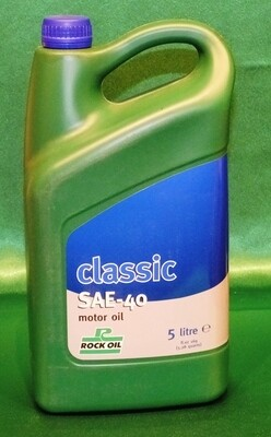 Classic 40 Oil