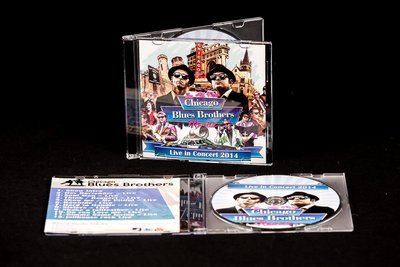 Chicago Blues Brothers CD