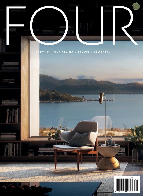 FOUR International (Europe & USA) Annual Subscription