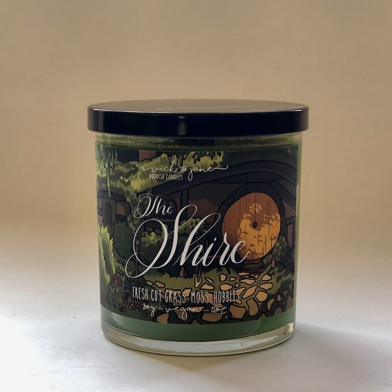 Shire Candle by Wick & Jane
