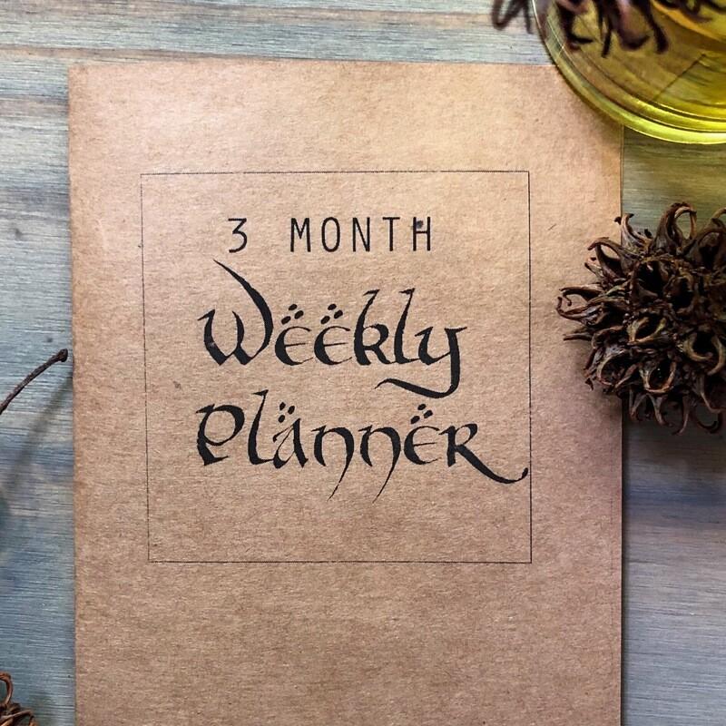 June-July-August 3 Month Calendar