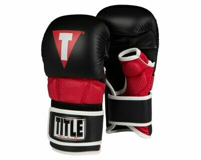 TITLE MMA Full Contact Sparring Gloves