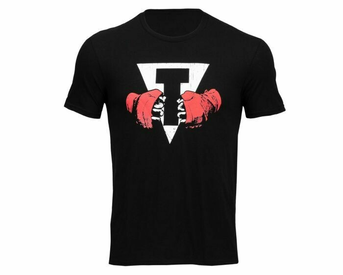 TITLE Boxing Wrapped Fists Tee