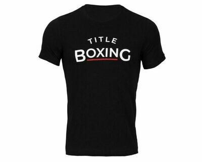 TITLE Boxing Club Chronicle Tee