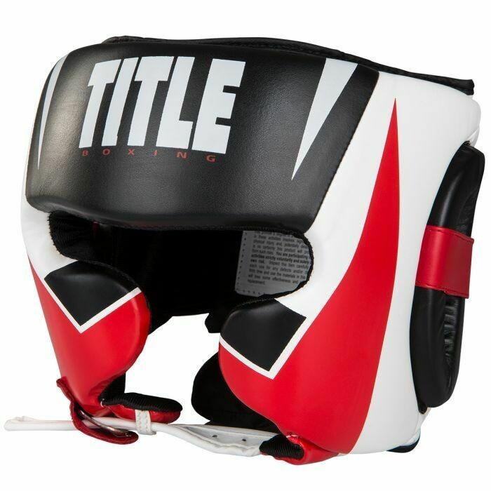 TITLE MMA Command Training Headgear