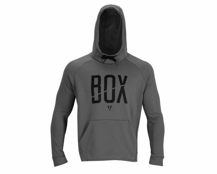 TITLE Boxing French Fleece Box Hoody