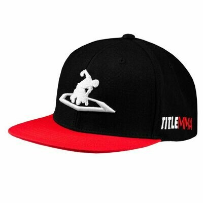 TITLE MMA Beat Down Logo Cap Adjustable Fit
