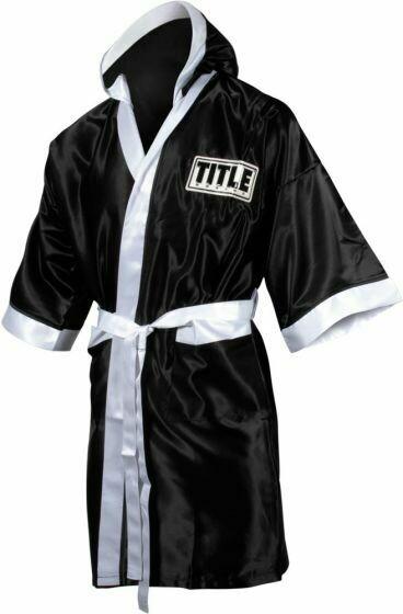 TITLE Stock Full Length Robe