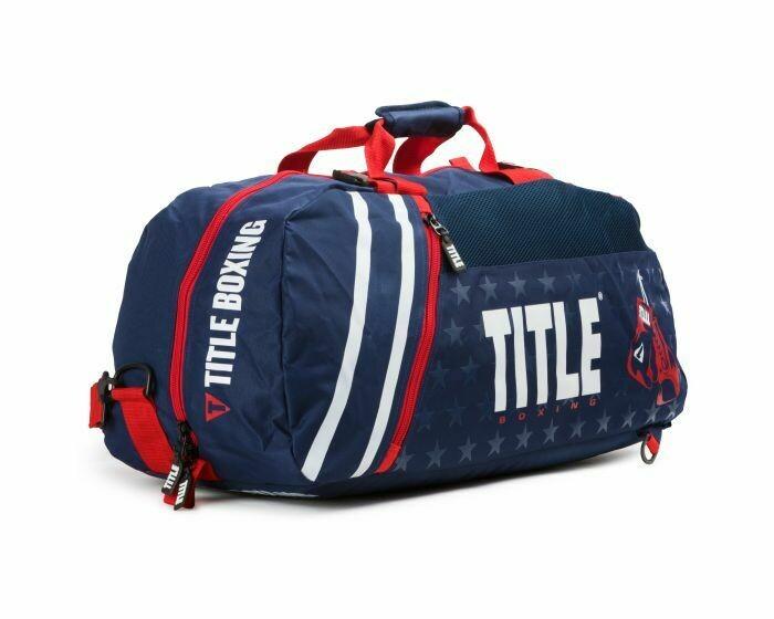 ITLE World Champion Sport Bag/Back Pack 2.0