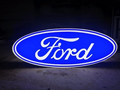 24v Illuminated Ford Sign