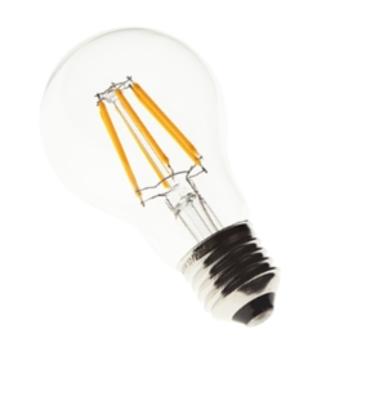 FIBRA LED BULB 6W / A60