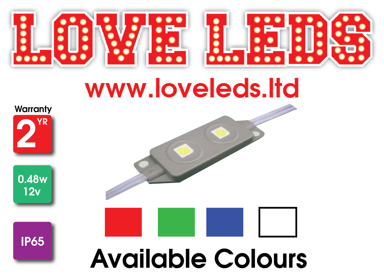 LL4515 0.48w IP65 12v