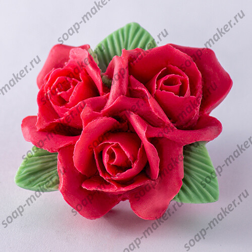 Букет роз 3D