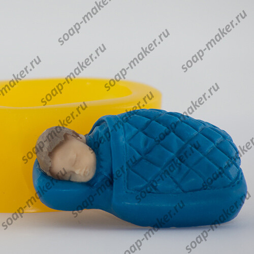 Спящий малыш 3 3D