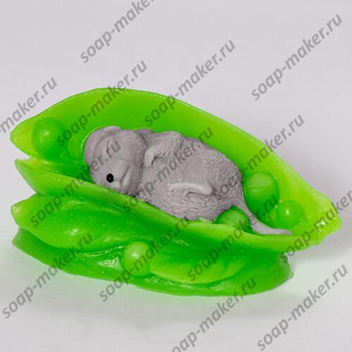 Спящая мышка 3D