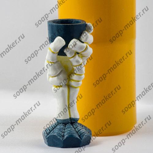 Рука скелета 3D